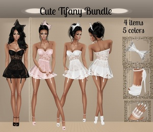 SPIRIT V1 Tifany Bundle