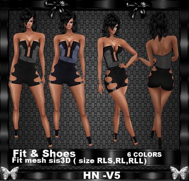 HN- V5 Bundle