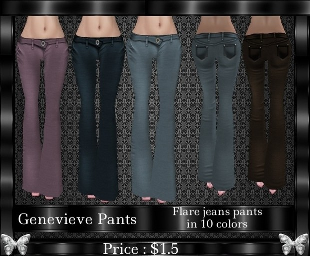 Genevieve Flare Pants