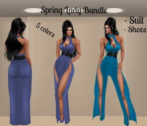 Spring Lady Bundle
