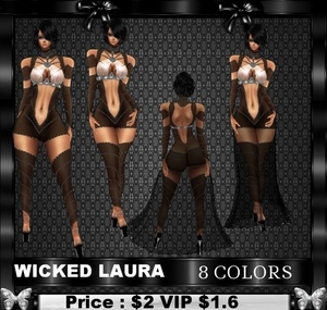 WICKED LAURA