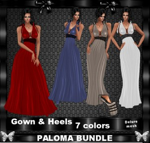 Paloma Bundle