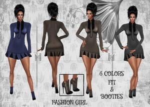 Fashion Girl Bundle