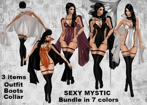 Sexy Mystic Bundle