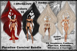 Paradise Carnival Bundle