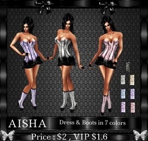 AISHA Bundle