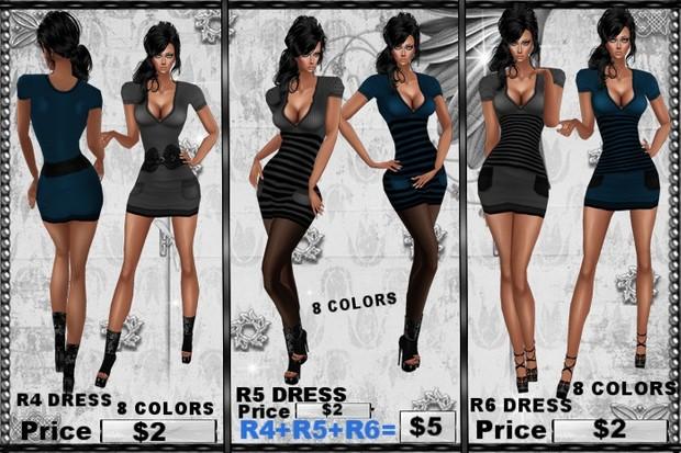 R6 DRESS