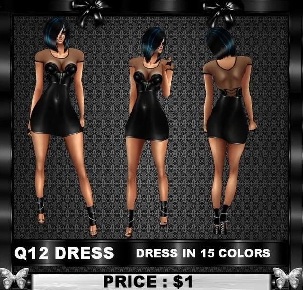 Q12 DRESS