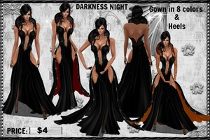 DARKNESS NIGHT BUNDLE