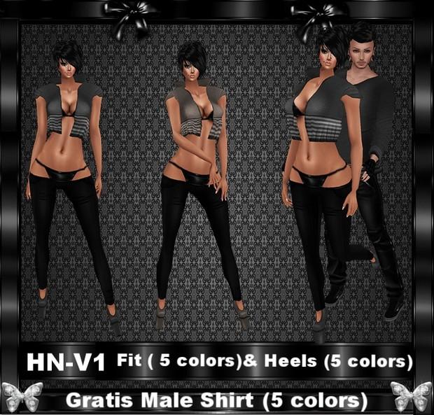 HN-V1 Bundle