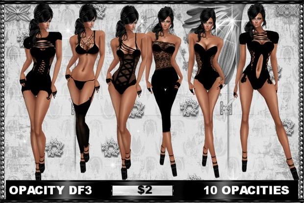 DF3 OPACITY