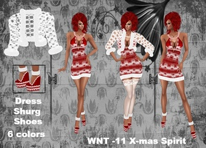 WNT -11 X-mas Spirit Bundle
