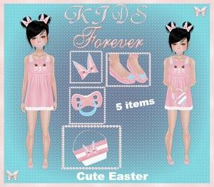KIDS - 7 Cute Easter