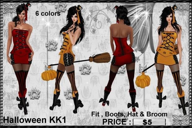 Halloween KK1