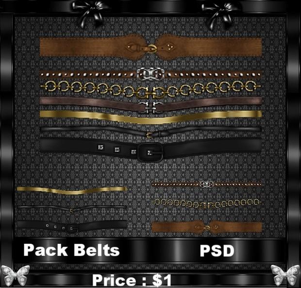 Pack Belts