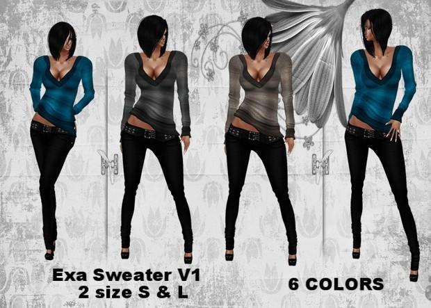 EXA V1 Sweater