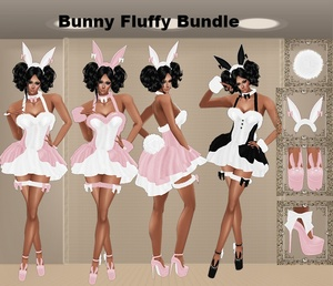 Bunny Fluffy Bundle