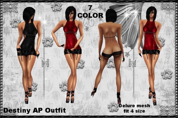 Destiny AP Outfit