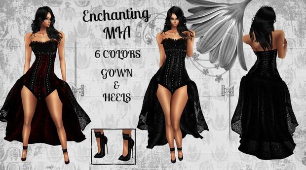Enchanting Mia Bundle