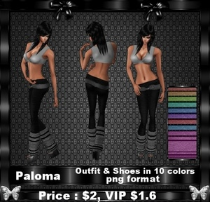 Paloma Bundle