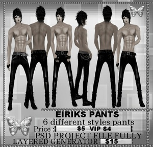 EIRIKS PANTS
