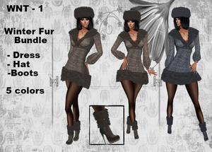 WNT - 1 Fur Bundle