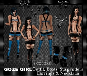 GOZE Girl Bundle