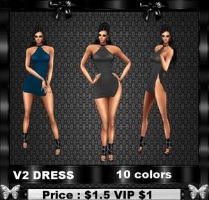 V2 DRESS