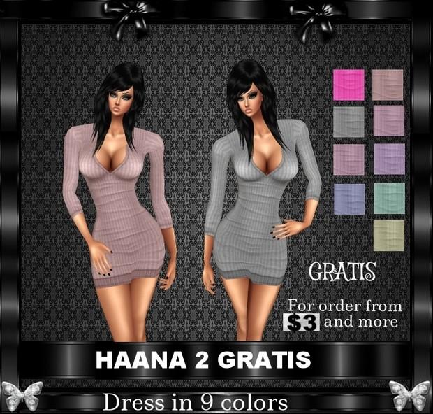 GRATIS 2 DRESS