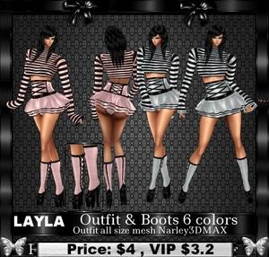 LAYLA Bundle