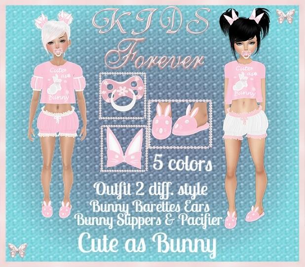 KIDS - 5 Cute As Bunny Bundle