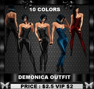 DEMONICA OUTFIT