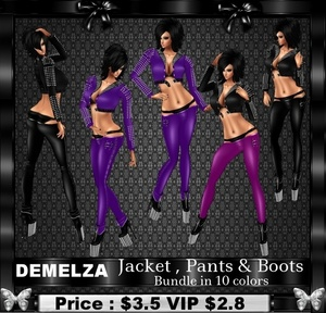 DEMELZA BUNDLE