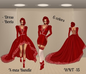 WNT -15 X-mas Bundle