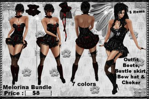 MELORINA BUNDLE