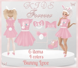 KIDS - 4 Bunny Love Bundle