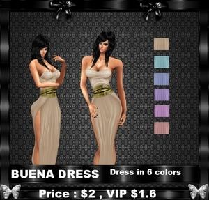 BUENA DRESS