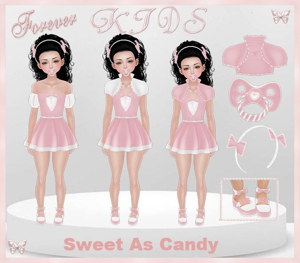 KIDS - 8 Sweet As Candy