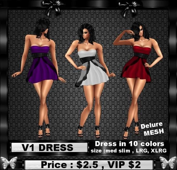 V1 DRESS