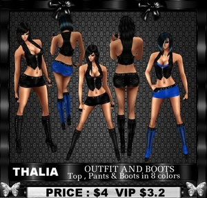 THALIA BUNDLE