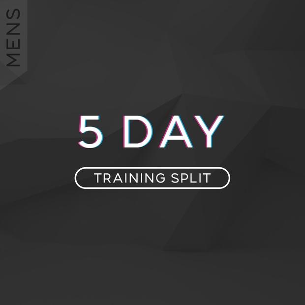 5 Day Workout Program