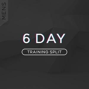6 Day Workout Program
