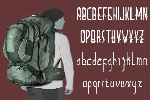 Muancual Typeface