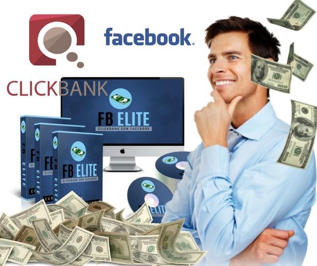 FB Elite - Ganancias Facebook con Clickbank