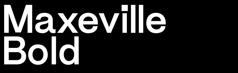 Maxeville Bold (OTF)