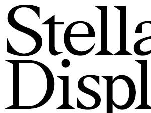 Stellage Display