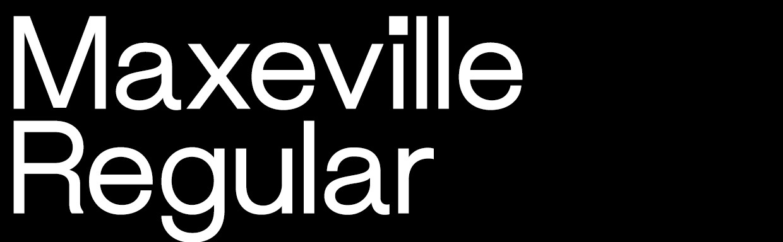 Maxeville Regular (OTF)