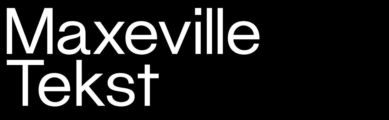 Maxeville Tekst (OTF)