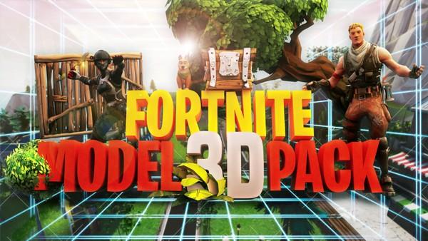 Fortnite Model Pack Version 2