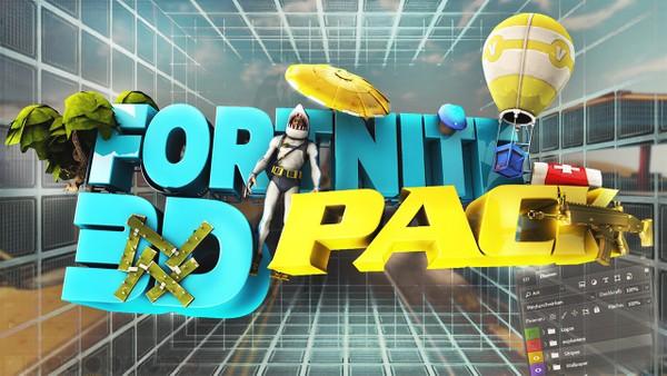 Fortnite Model Pack Version 1